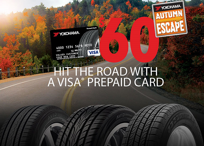 'Autumn Escape' Promotion Redemption