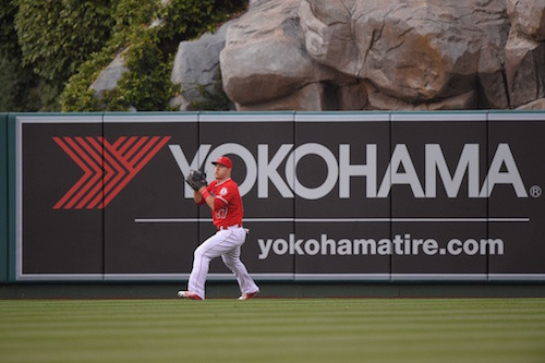 Yokohama Tire Corporation Teams Up with Angels for Seventh Straight Season