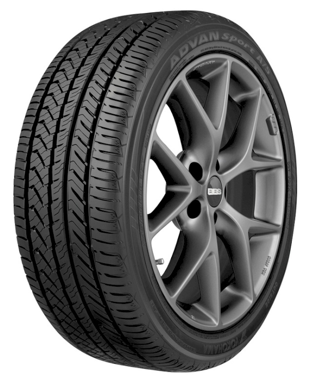 Yokohama Tire Corporation Offers the 'Ultimate Drive' with  its new ADVAN Sport<sup>®</sup> A/S Tire