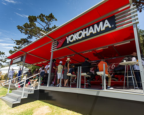 Yokohama Tire Corporation Celebrates a Dozen Years as an Official Sponsor of the Pebble Beach Concours d'Elegance