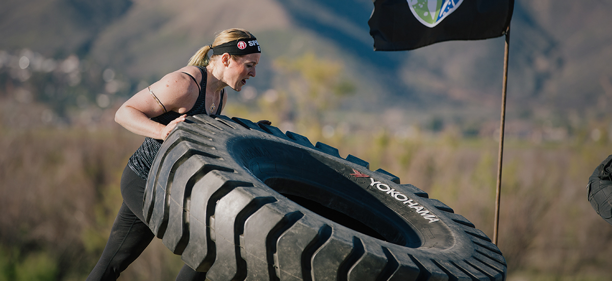 Yokohama 'Goes Strong' as Official Tire of U.S. Spartan Race