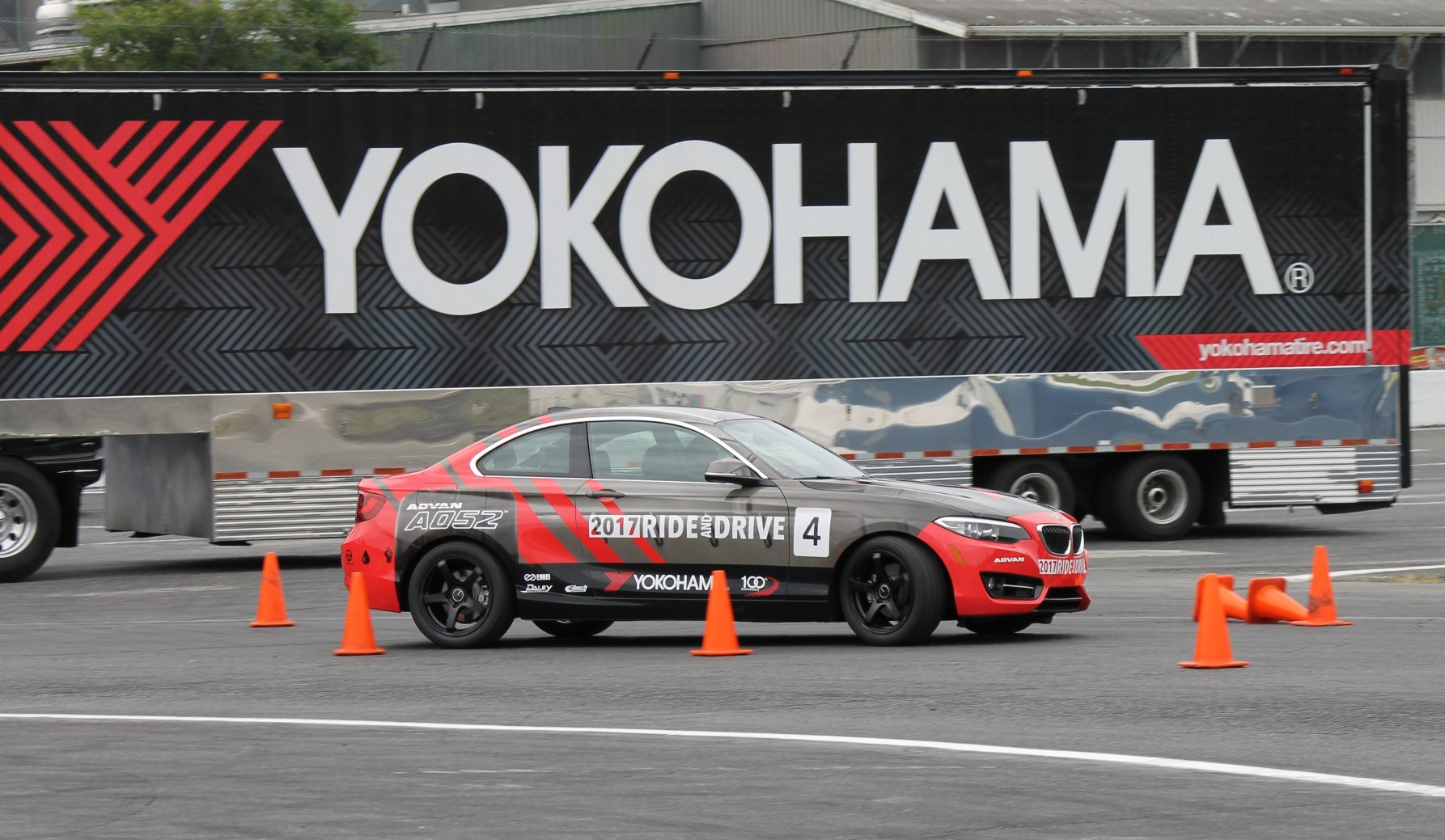 Yokohama's 2017 Ride and Drive Dealer Training  Program Hits the Road