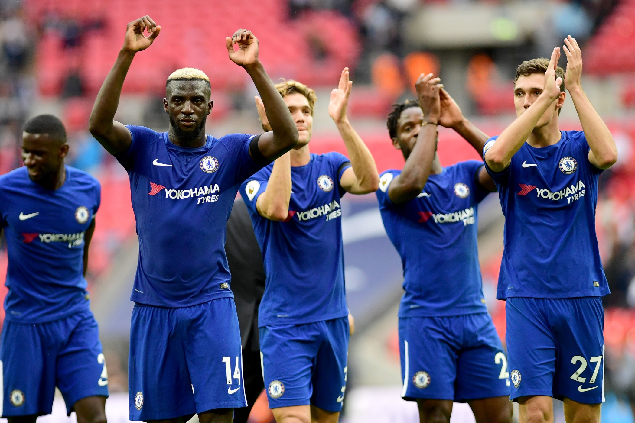 Yokohama-sponsored Chelsea FC Ready To Defend English Premier League Title
