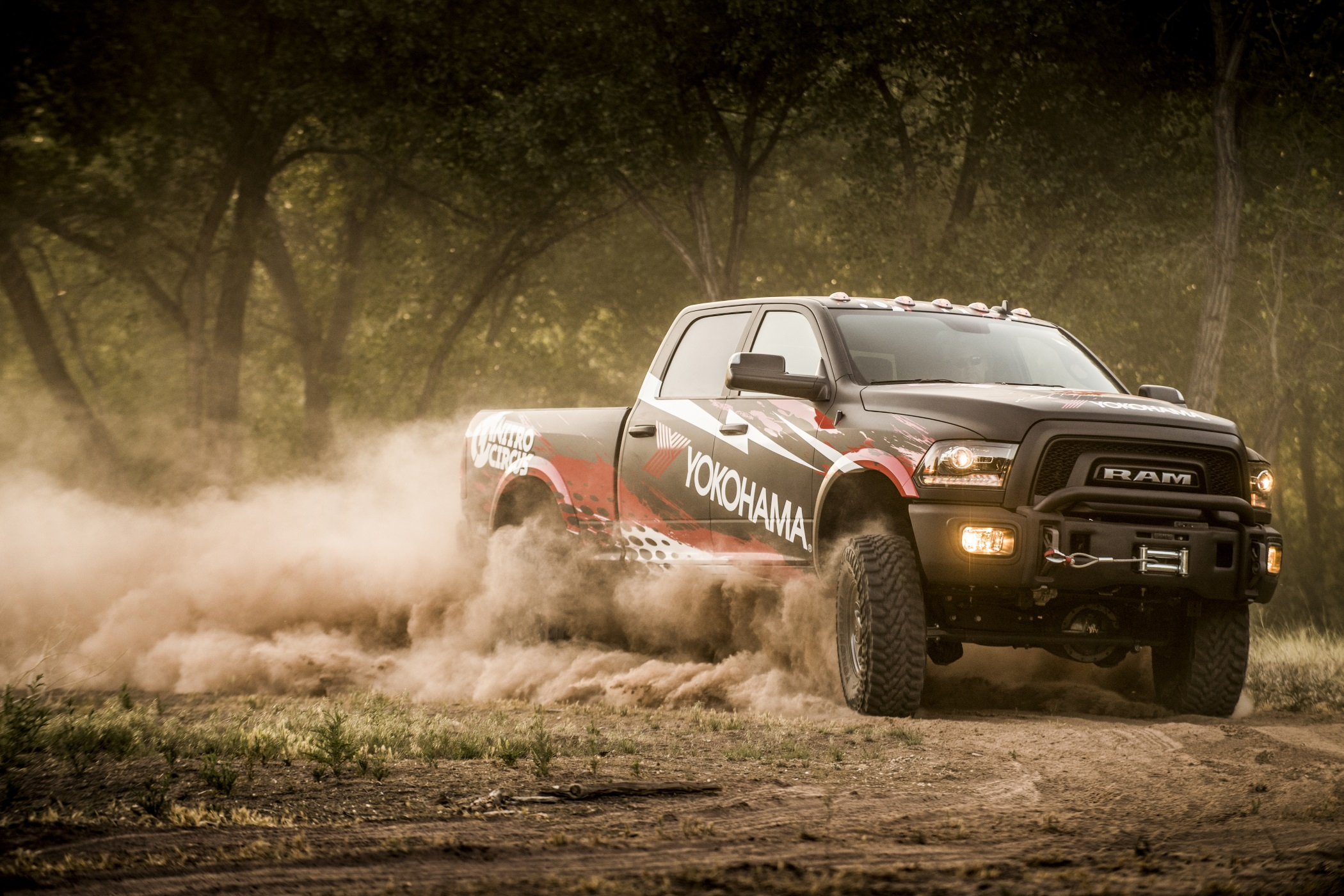 Yokohama Tire's Off-Road Universe Unfolds at the Off-Road Expo