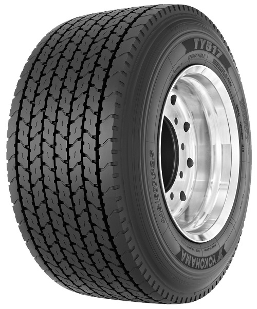 Yokohama Tire Corporation's Ultra Wide Base Tires Now Available  at Love's Truck Tire Care Locations