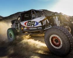 Yokohama Sponsoring the GenRight Off Road Race Team