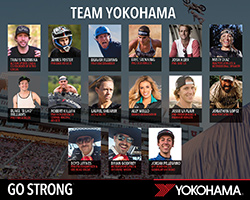 Team Yokohama is Ready to 'Go Strong'
