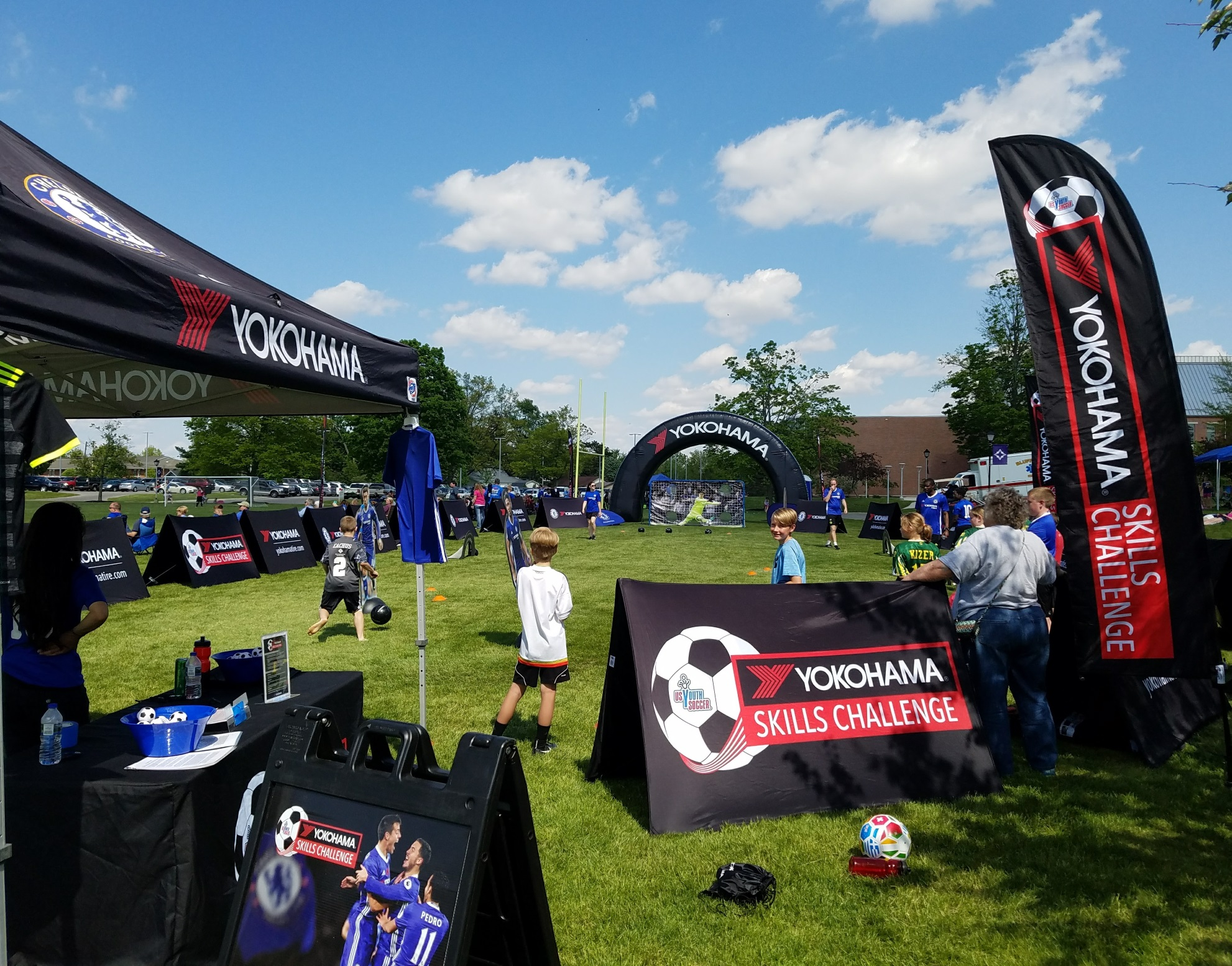 Yokohama Named Title Sponsor of Southern Soccer Academy's Tournament Series