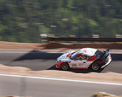 Travis Pastrana and David Donohue Climb to Victory on Yokohama Tires  in the 'Race to the Clouds'