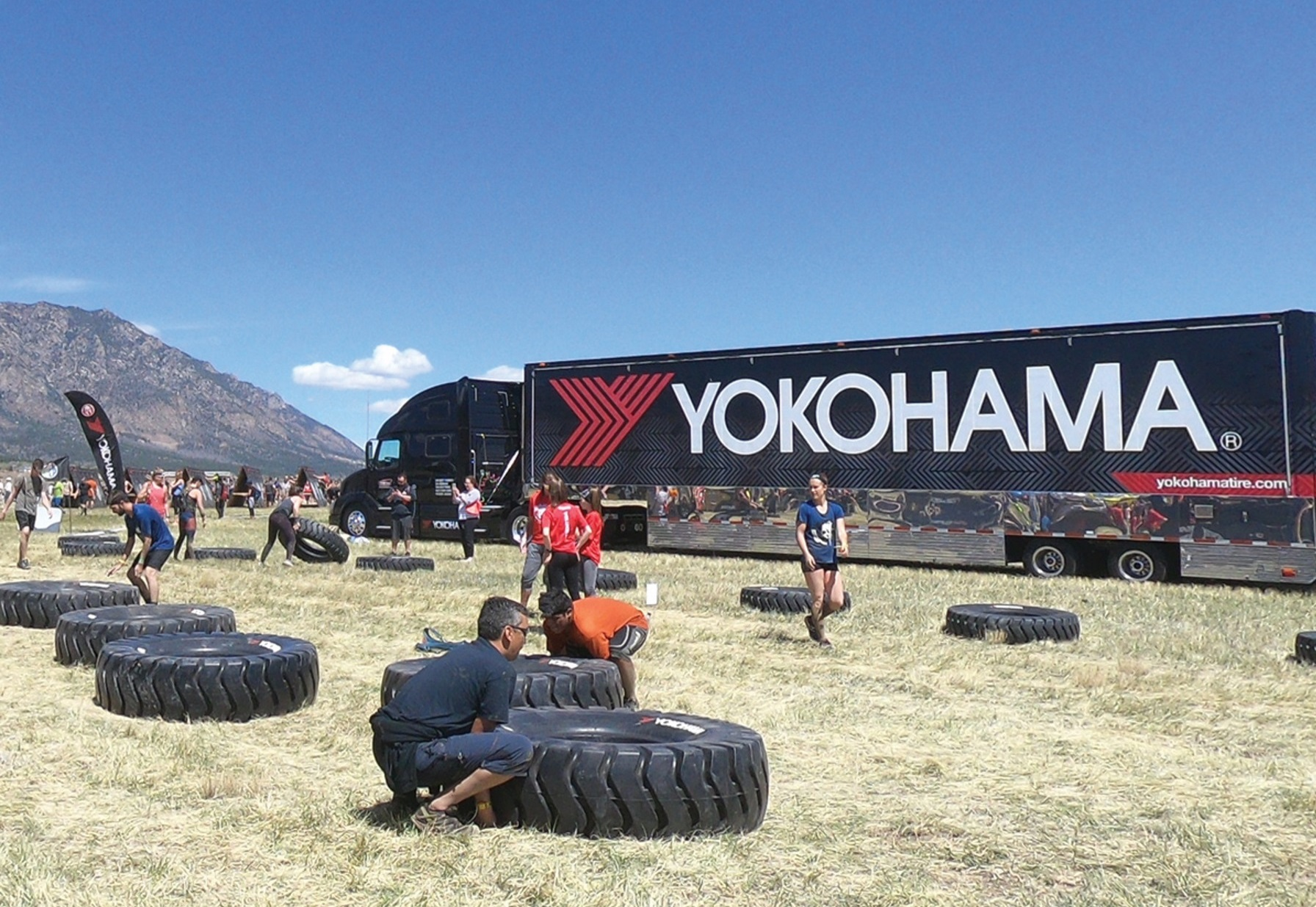 Yokohama Partners with Spartan to Power New Tire Promotion