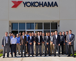 Yokohama Opens Yokohama Development Center America in Cornelius, North Carolina