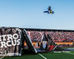 Yokohama Partners with Nitro Circus to Light Up SEMA Ignited®