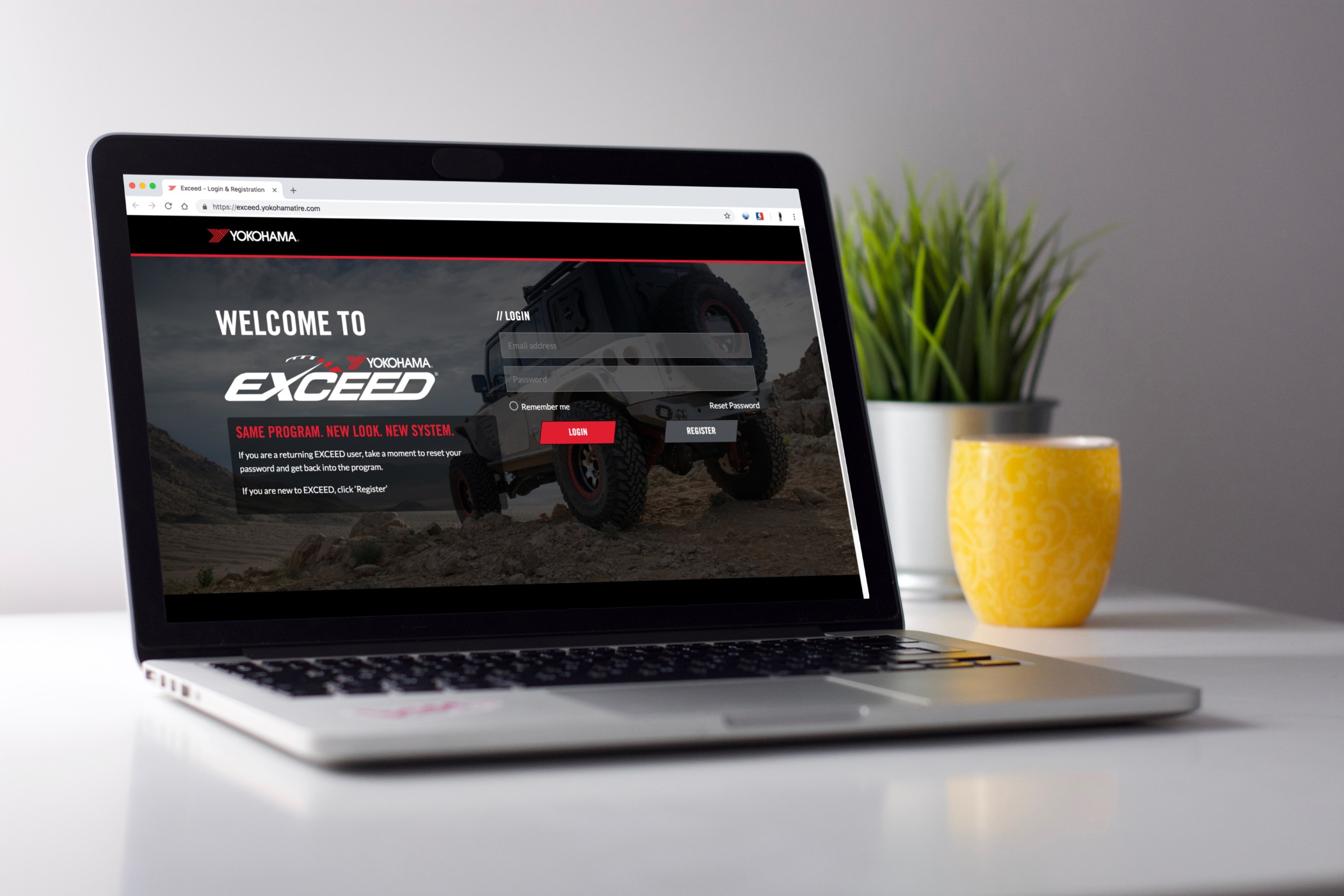Yokohama Tire Relaunches its EXCEED® Online Dealer Training Program