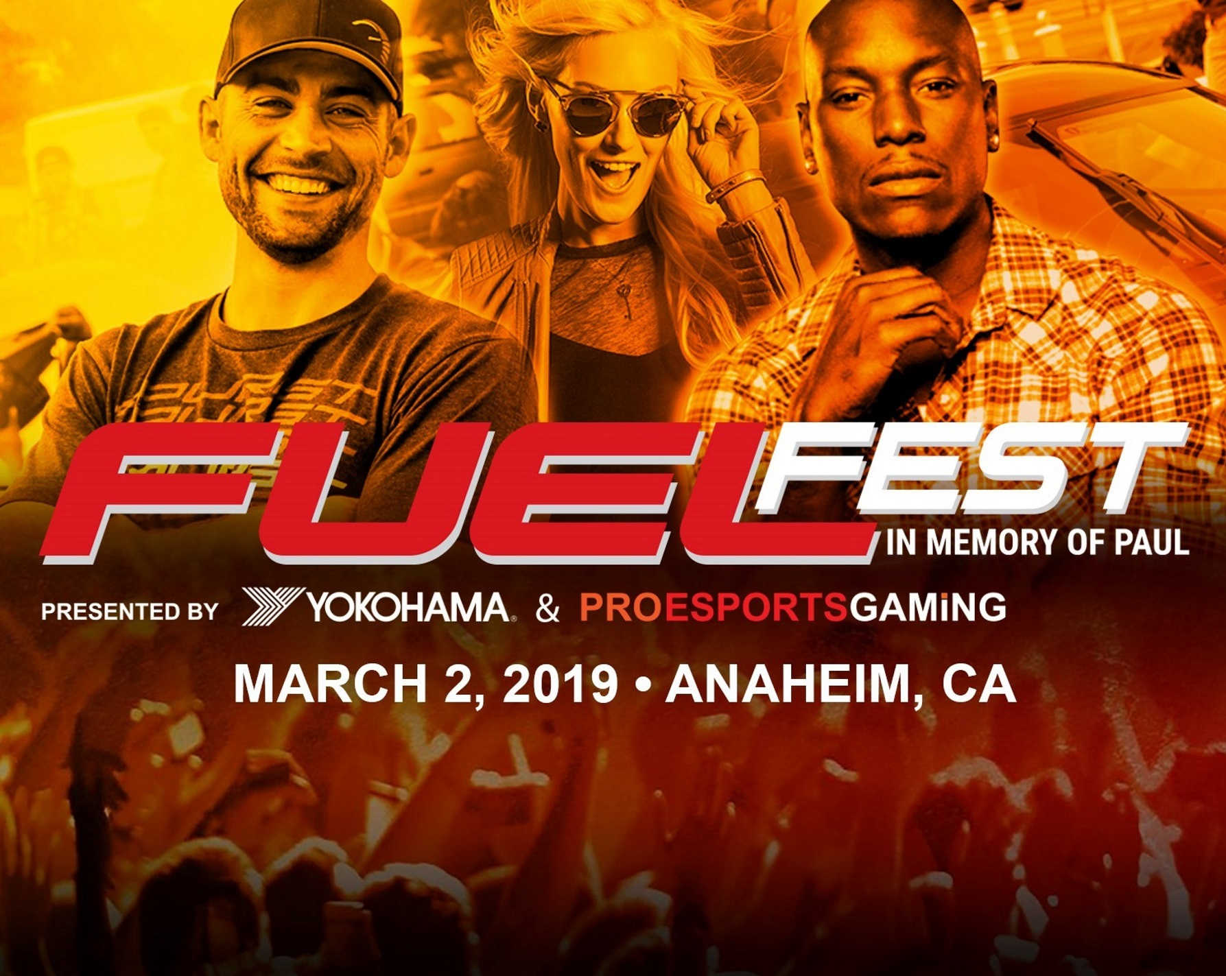 Yokohama Partnering with FuelFest