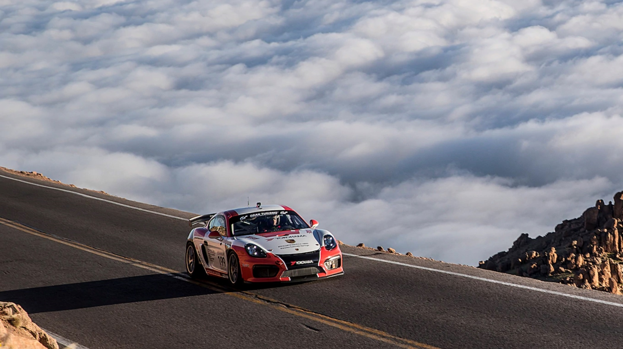 Yokohama Returns as Sponsor and Exclusive Tire Provider for Porsche Pikes Peak Division