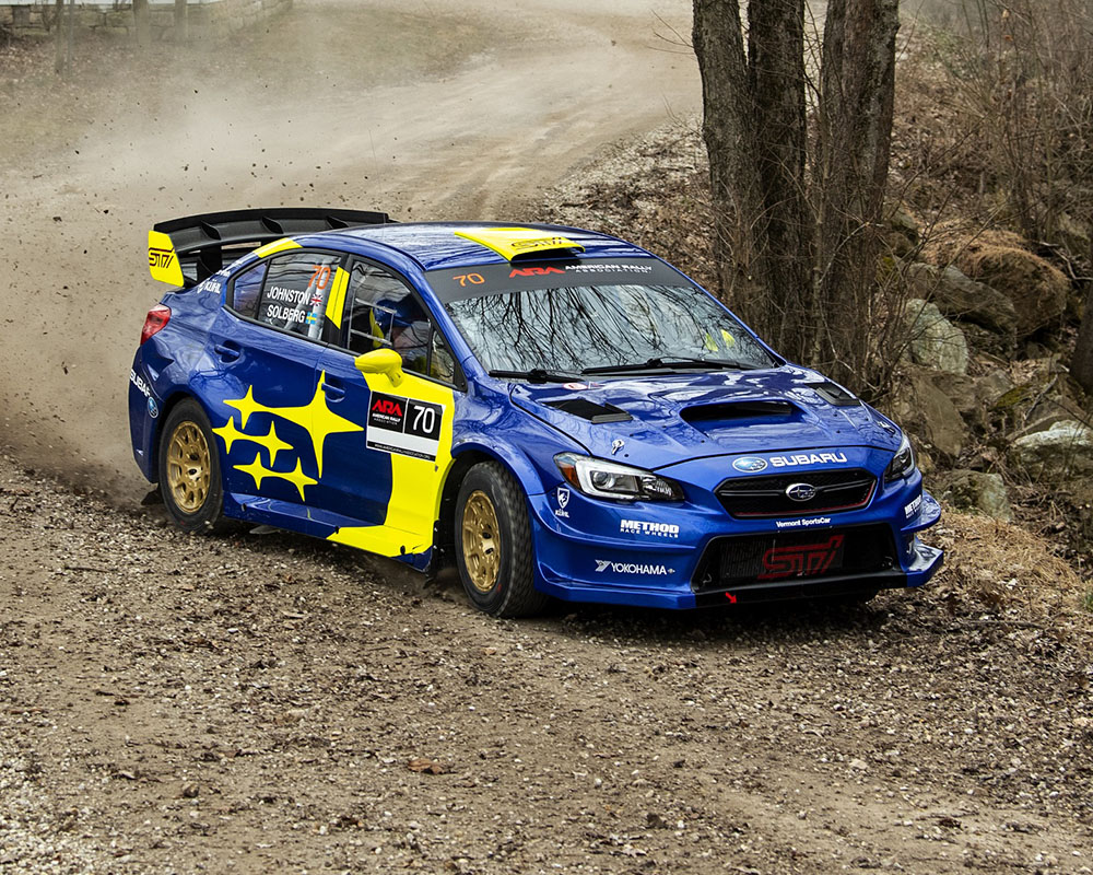 Yokohama Tire Partnering with Subaru Motorsports USA