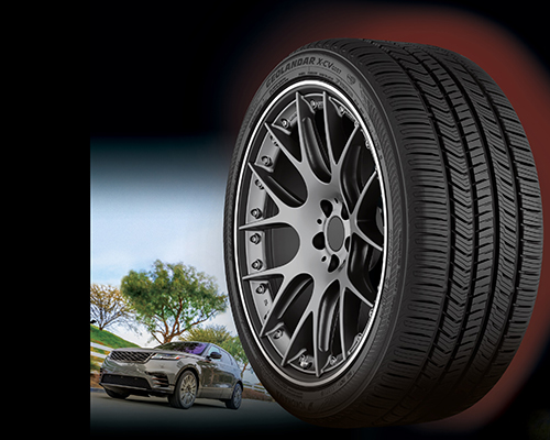 Yokohama Tire Rolls Out New GEOLANDAR X-CV™