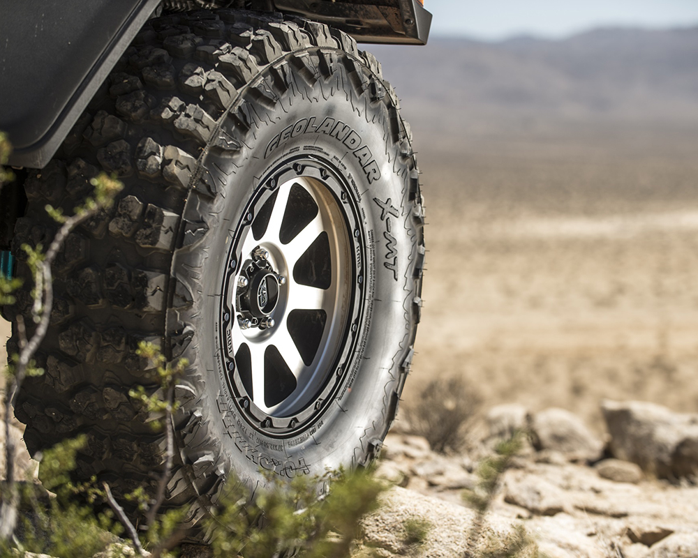 Yokohama Tire's GEOLANDAR X-MT™ Wins Red Dot Award