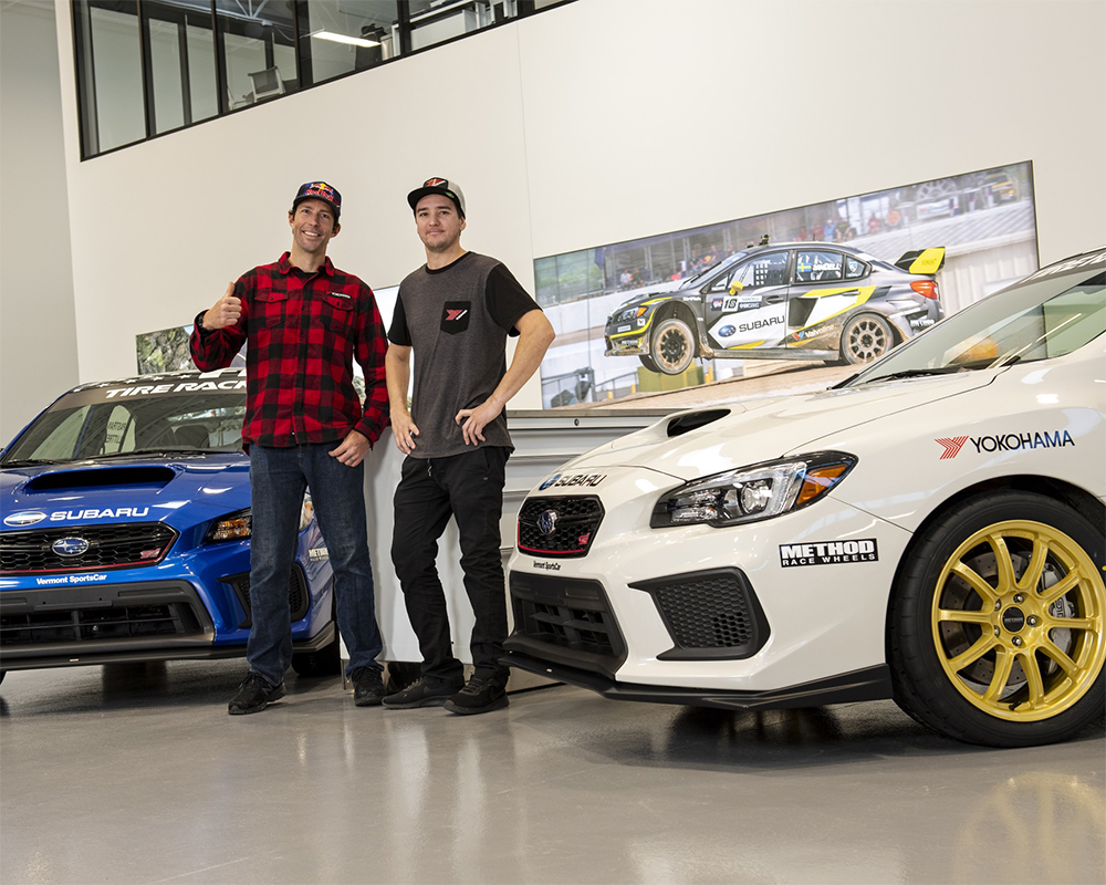 Yokohama Tire, Subaru and Travis Pastrana are Taking Another Lap of America