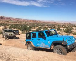 Yokohama Tire Extends Partnership with Canyonlands Jeep Adventures