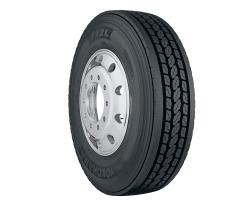 Yokohama Tire's Long-haul Drive Tire, the 712L™, Meets the Industry's Severe Snow Service Standard