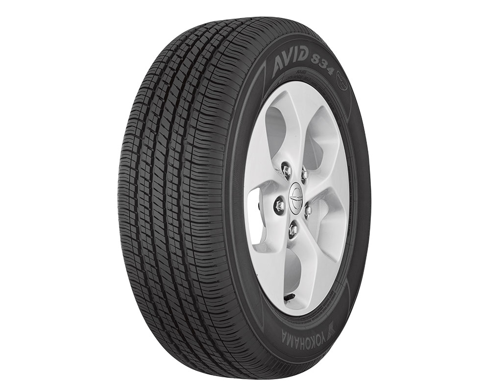 2020 Chrysler® Voyager Rides on Yokohama's AVID® S34RV Tires