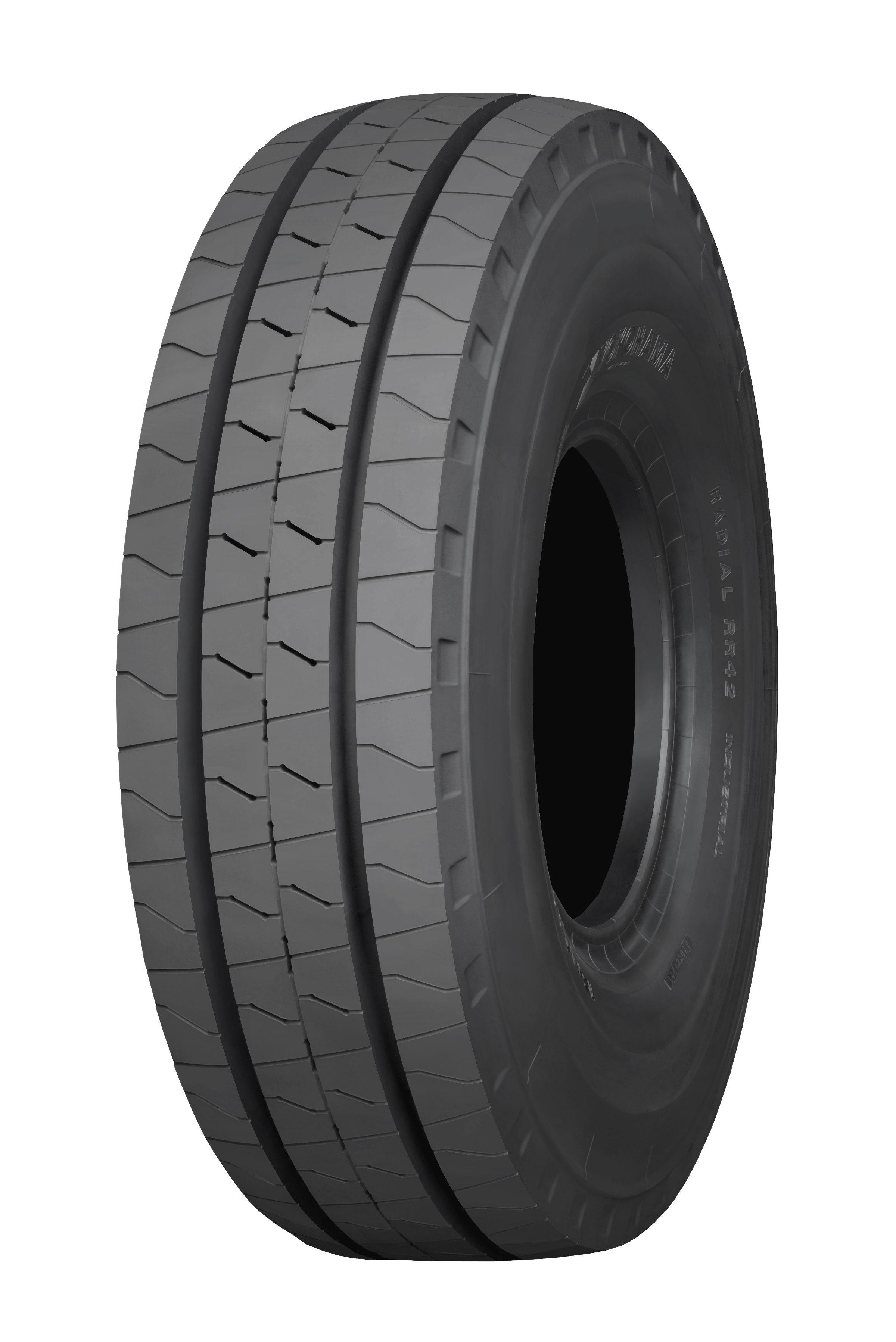 Yokohama Tire Launches New RR42™ Radial Tire for IND-4 Straddle Carriers