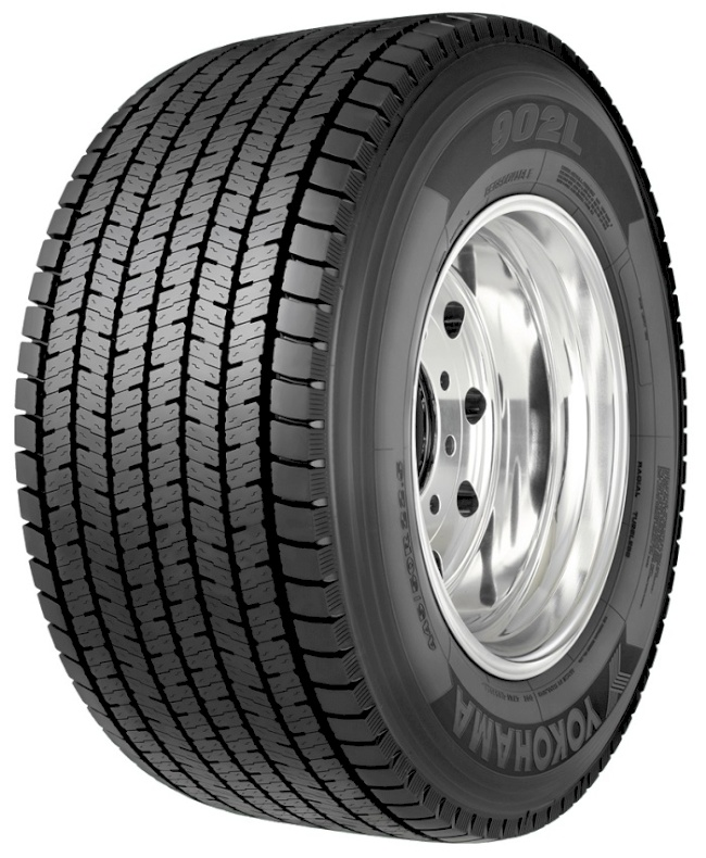 New Tires Highlight Yokohama Tire Corporation's Display at  Mid-America Trucking Show, March 27-29