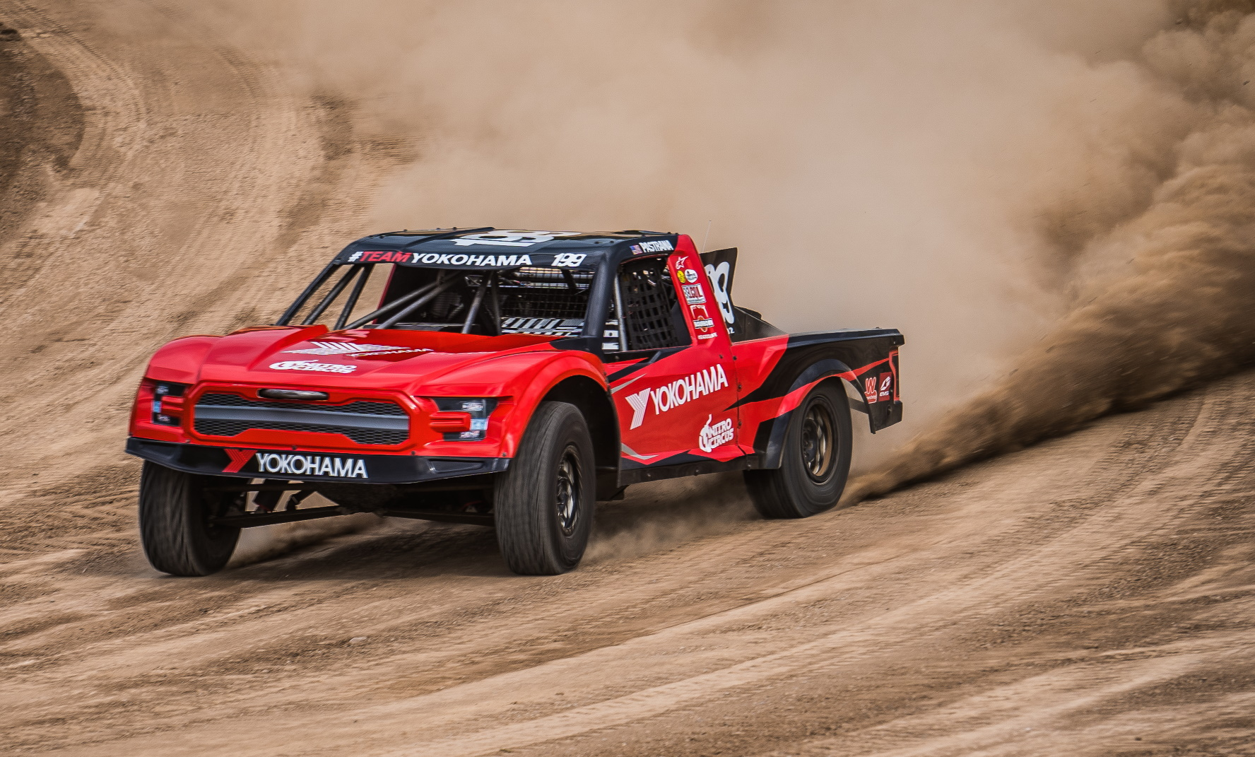 Yokohama Tire-sponsored Travis Pastrana, Andrew Carlson and Levi Shirley to Compete in Crandon World Championship Off-Road Races