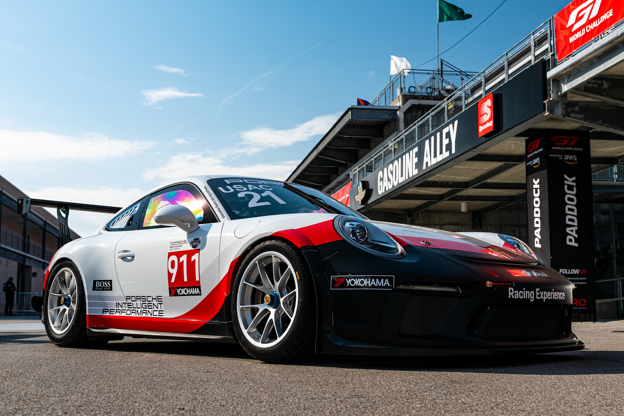 Yokohama Tire Announces New  Porsche Race Series Partnership with USAC