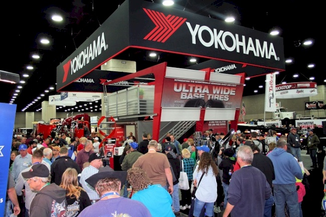 Yokohama Tire Corporation Offering  ConExpo Attendees a Chance to 'Shoot and Score'  for a $5K Dream Vacation