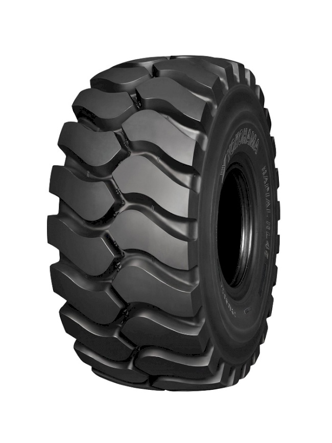 Yokohama Tire Corporation Debuting Two New Radial OTR Tires at ConExpo, March 4-8