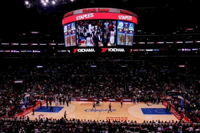 On the Ball: Yokohama Tire Corporation Named 'Official Tire of the Los Angeles Clippers'