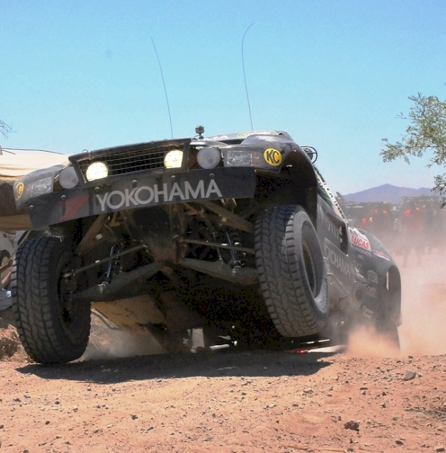 It's Baja 1000 Time for Yokohama Tire Corporation's Off-Road Racers