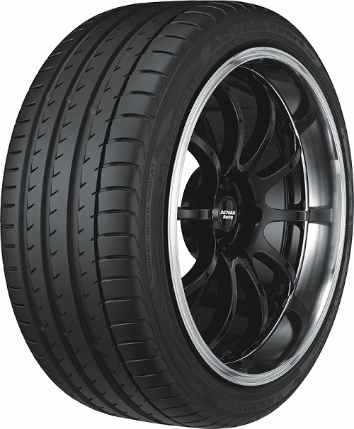 Yokohama Tire Corporation's ADVAN<sup>&reg;</sup> Legacy Continues with the Launch of Two New Ultra High-Performance Tires
