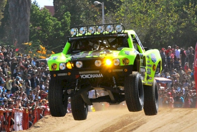 Yokohama Tire Corporation's Off-Road Racers to Kick-off Season at SCORE San Felipe 250