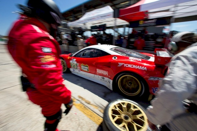 Yokohama Tire Corporation's Motorsports Versatility Highlighted During Long Beach Race Weekend