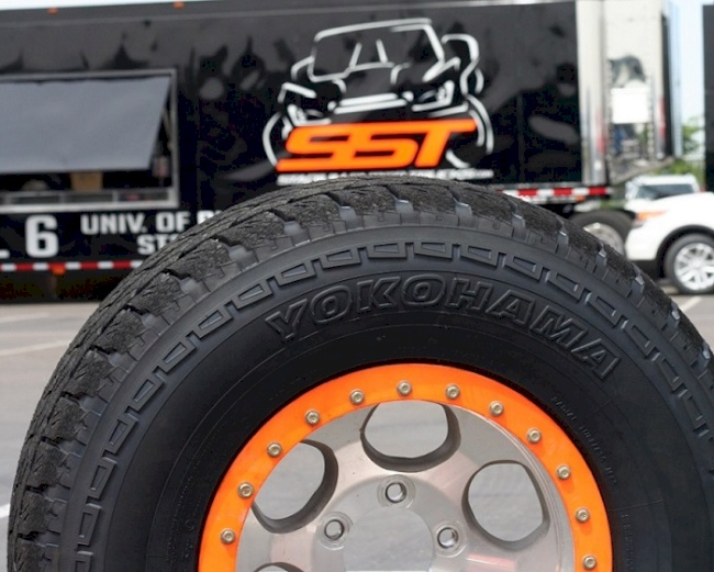 Yokohama Tire Corporation Onboard as Stadium SUPER Trucks Series Sponsor