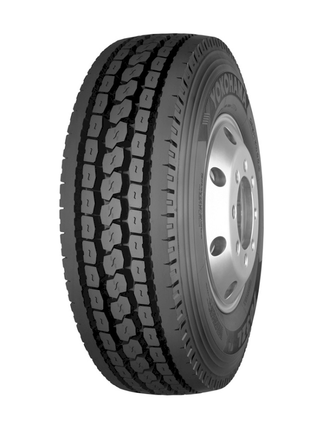 Yokohama Tire Corporation's High-Tech,  Fuel Efficient Zenvironment<sup>®</sup> Commercial Tire Line to be Displayed at Mid-America Trucking Show,  March 21-23