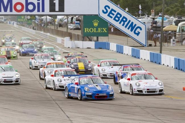 Yokohama Tire Corporation Gears Up  for the 2013 Motorsports Season