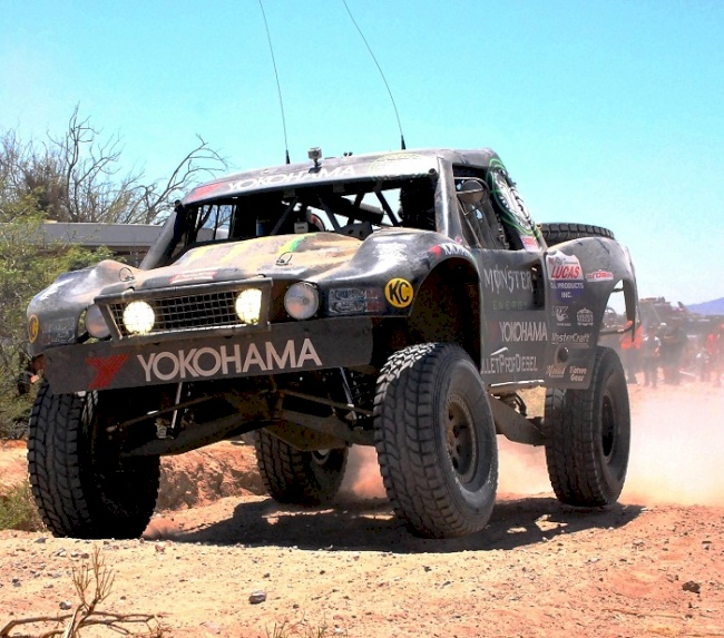 Yokohama Tire Corporation and Desert Assassins  Off-Road Race Team Head to San Felipe  for SCORE Season Opener