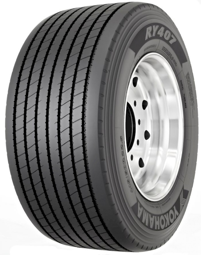 Yokohama Tire Corporation to Launch Two New Commercial Tires at Mid-America Trucking Show, March 21-23