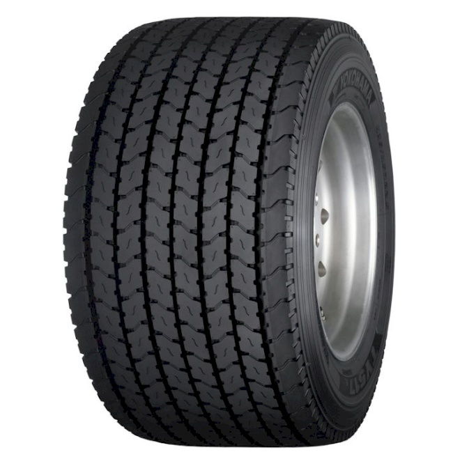 Yokohama Tire Corporation's New Ultra Wide Base TY517™ Commercial Tire Earns EPA SmartWay<sup>®</sup> Verification