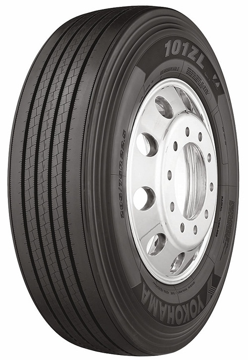 YTC's Full Line of SmartWay<sup>®</sup>-Verified Tires on Display at Mid-America Trucking Show, March 26-28