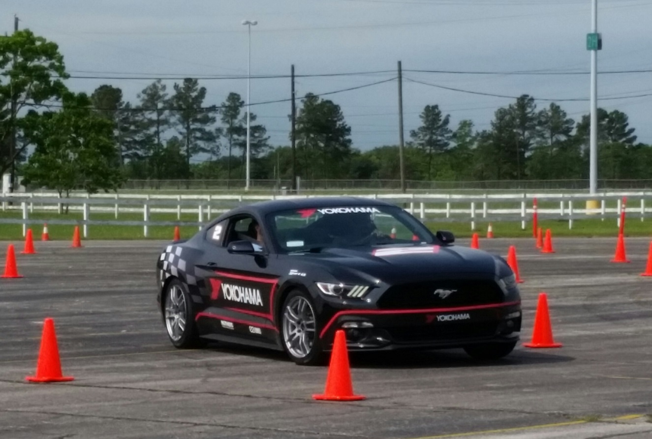 Yokohama Tire Corporation's 2015 Dealer Ride and Drive Training Program Kick's Off in Texas