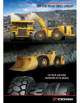 YRC OTR Tires Lineup