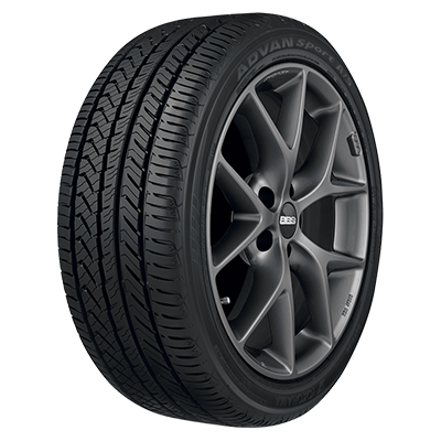 Yokohama High Performance Tires Low Profile